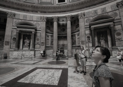 Inside Pantheon, Rome