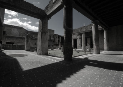 House of the Black Room, Herculaneum